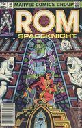 Rom (1979-1986 Marvel) Canadian Price Variant 38