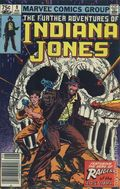 Further Adventures of Indiana Jones (1983) Canadian Price Variant 8
