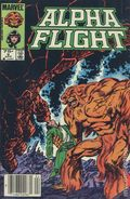 Alpha Flight (1983 1st Series) Canadian Price Variant 9