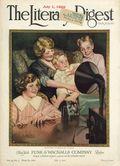 Literary Digest (1890-1938 Funk & Wagnalls) Vol. 74 #1
