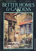 Better Homes & Gardens Magazine (1924) Vol. 9 #1