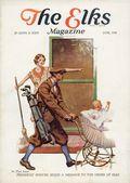 Elks Magazine, The (1922) Vol. 9 #1
