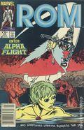 Rom (1979-1986 Marvel) Canadian Price Variant 56