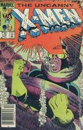 Uncanny X-Men (1963 1st Series) Canadian Price Variant 176