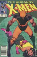 Uncanny X-Men (1963 1st Series) Canadian Price Variant 177