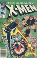 Uncanny X-Men (1963 1st Series) Canadian Price Variant 178