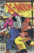 Uncanny X-Men (1963 1st Series) Canadian Price Variant 183