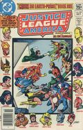 Justice League of America (1960 1st Series) Canadian Price Variant 207