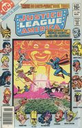 Justice League of America (1960 1st Series) Canadian Price Variant 208