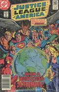 Justice League of America (1960 1st Series) Canadian Price Variant 210