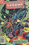 Justice League of America (1960 1st Series) Canadian Price Variant 213