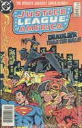 Justice League of America (1960 1st Series) Canadian Price Variant 221