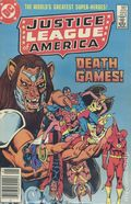 Justice League of America (1960 1st Series) Canadian Price Variant 222