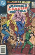 Justice League of America (1960 1st Series) Canadian Price Variant 225
