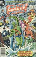 Justice League of America (1960 1st Series) Canadian Price Variant 228