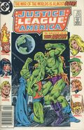 Justice League of America (1960 1st Series) Canadian Price Variant 230