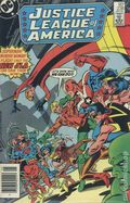 Justice League of America (1960 1st Series) Canadian Price Variant 238