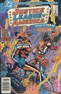 Justice League of America (1960 1st Series) Canadian Price Variant 244