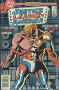 Justice League of America (1960 1st Series) Canadian Price Variant 245