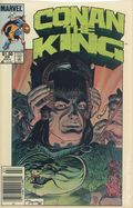 Conan the King (1980) Canadian Price Variant 29