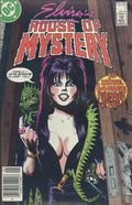 Elvira's House of Mystery (1986) Canadian Price Variant 1