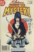 Elvira's House of Mystery (1986) Canadian Price Variant 2