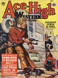 Ace-High Western Stories (1940-1951 Fictioneers) Vol. 10 #1