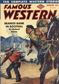 Famous Western (1937-1960 Columbia Publications) Pulp Vol. 7 #4