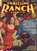 Thrilling Ranch Stories (1933-1953 Standard) Pulp Vol. 33 #2