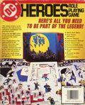 DC Heroes Role-Playing Game (1985 Mayfair Games) Box Set 1st Edition BOX#1INC