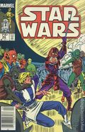 Star Wars (1977 Marvel) Canadian Price Variant 82