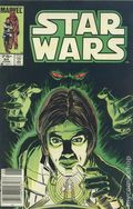Star Wars (1977 Marvel) Canadian Price Variant 84