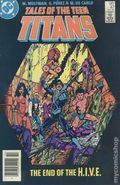 New Teen Titans (1980) (Tales of ...) Canadian Price Variant 47