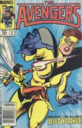 Avengers (1963 1st Series) Canadian Price Variant 264