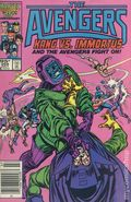 Avengers (1963 1st Series) Canadian Price Variant 269