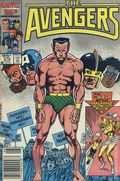 Avengers (1963 1st Series) Canadian Price Variant 270