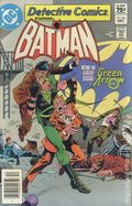 Detective Comics (1937 1st Series) Canadian Price Variant 521