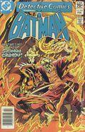 Detective Comics (1937 1st Series) Canadian Price Variant 523