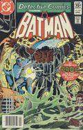 Detective Comics (1937 1st Series) Canadian Price Variant 525