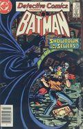 Detective Comics (1937 1st Series) Canadian Price Variant 536