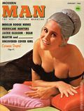 Modern Man Magazine (1951-1970) Jan 1966