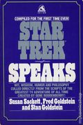 Star Trek Speaks SC (1979 Wallaby Books) 1-1ST