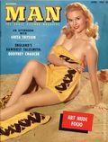 Modern Man Magazine (1951-1970) Apr 1957