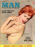 Modern Man Magazine (1951-1976 PDC) Vol. 7 #8
