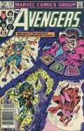 Avengers (1963 1st Series) Canadian Price Variant 235