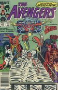 Avengers (1963 1st Series) Canadian Price Variant 240