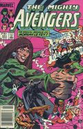 Avengers (1963 1st Series) Canadian Price Variant 241