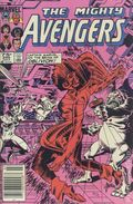 Avengers (1963 1st Series) Canadian Price Variant 245