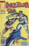 Dazzler (1981) Canadian Price Variant 38