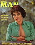 Modern Man Magazine (1951-1970) Apr 1962